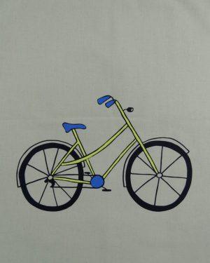 rower zolty - wzor